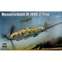Messerschmitt Bf-109G-2 Tropical 1/32