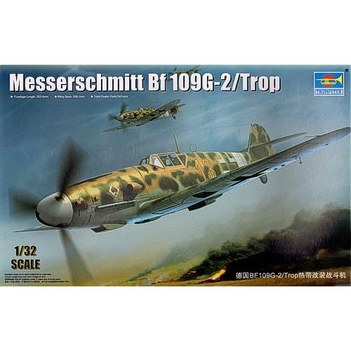 Messerschmitt Bf-109G-2 Tropical 1/32