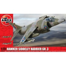 BAe Harrier Gr.3 NEW TOOL 1/72