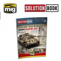 SOLUTION BOOK. HOW TO PAINT WWII GERMAN LATE (Multilingüe)