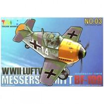 Cute Plane: Messerschmitt Bf 109