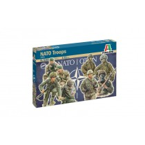 Nato troops (1980's) 1/72