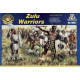 Zulu War Zulu Warriors  1/72