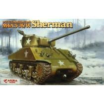 US M4A3(76)W SHERMAN 1/35