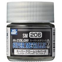 MC211 CROMO SILVER