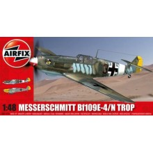 Messerschmitt Bf 109E- Tropical 1/48