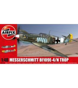 Messerschmitt Bf 109E- Tropical 1/48