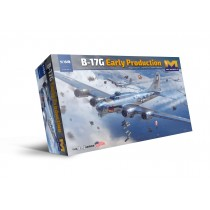 Boeing B-17G Flying Fortress Early production  1/48