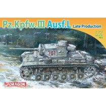 Pz.Kpfw.III Ausf.L Late Production  1/72