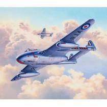 De Havilland Vampire F.3  1/72