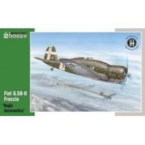 """Fiat G.50-II """"Regia Aeronautica"""" 1/32"""