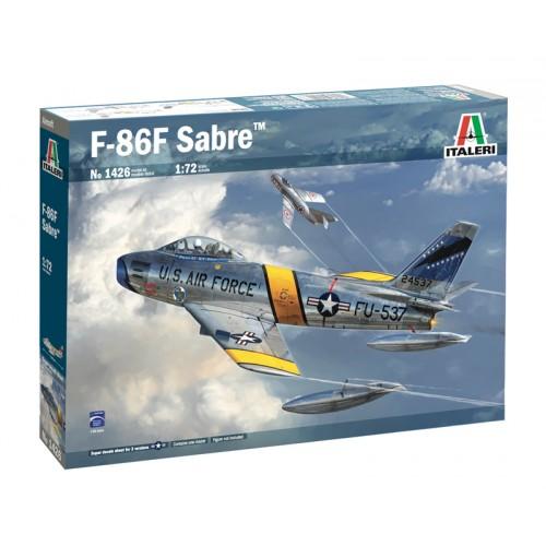 North American F-86F Sabre 'MiG Killer' 1/72