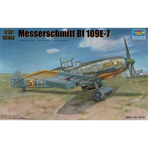 Messerschmitt Bf-109E-7 1/32