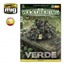 The Weathering Magazine Número 29. VERDE (Castellano)