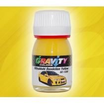Mitsubishi Dandelion Yellow Gravity Colors Paint– GC-1208