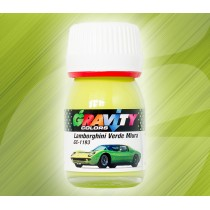 Lamborghini Verde Miura Gravity Colors Paint– GC-1193
