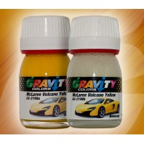 McLaren Volcano Yellow Gravity Colors Paint – GC-2198