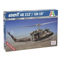 Augusta-Bell UH-1N / AB-212 1/48