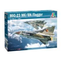 Mikoyan MiG-23MF/BN FLOGGER  1/48