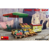 Street fruit shop/stand/stall 1/35