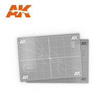 AK SCALE CUTTING MAT A4