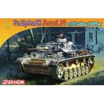 Pz.Kpfw.III Ausf.M w/Wading Muffler 1/72