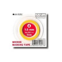 CINTA ENMASCARAR MICRON 1.5 MM.