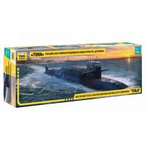 """Delfin (Delta IV) Class Russian nuclear ballistic submarine """"TULA"""" 1/350"""