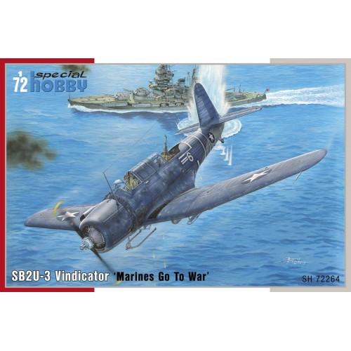 "SB2U-3 Vindicator ""Marines Go To War"""