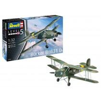 Bucker Bu-131D Jungmann 1/32