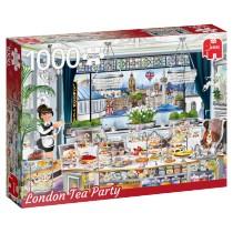 1000 FALCON - Wanderlust Collection, London Tea Party