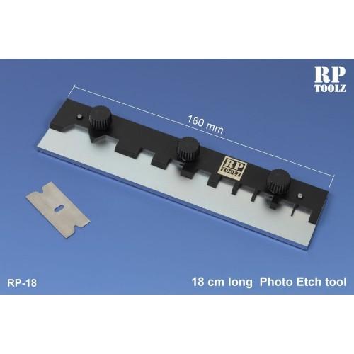 18 cm long Photo Etch Tool