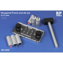 Hexagonal Punch  Die tool set