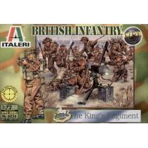 British (WWII) Infantry 1/72