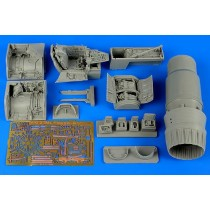 Mikoyan MiG-23ML Flogger G detail set 1/32
