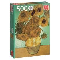 Van Gogh, Sunflowers - 500 PIEZAS