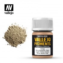 OCRE AMARILLO CLARO 20 ML.