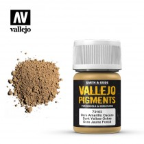 OCRE AMARILLO OSCURO 20 ML.