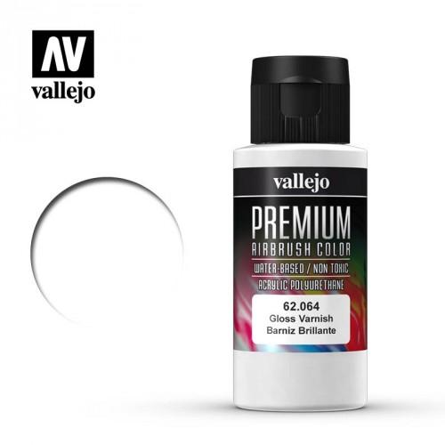 Barniz brillo 60 ml. Premium