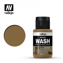 MODEL WASH-VERDE CAQUI OSCURO 35 ML.