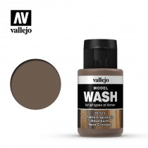 MODEL WASH- TIERRA ENGRASADA 35 ML.