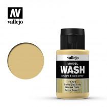 MODEL WASH- TIERRA DESIERTO 35 ML.