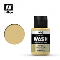 MODEL WASH- TIERRA DESIERTO 35 ML.