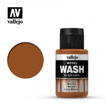 MODEL WASH: Brown 35 ml