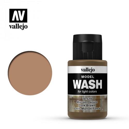 MODEL WASH: Dark Brown 35 ml