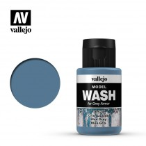 MODEL WASH- GRIS AZULADO 35 ML.