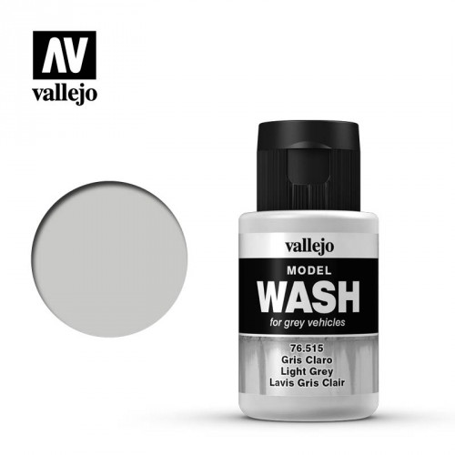 MODEL WASH: Light Grey 35 ml