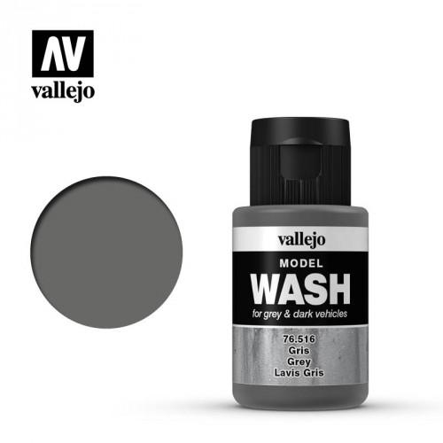 MODEL WASH: Grey 35 ml