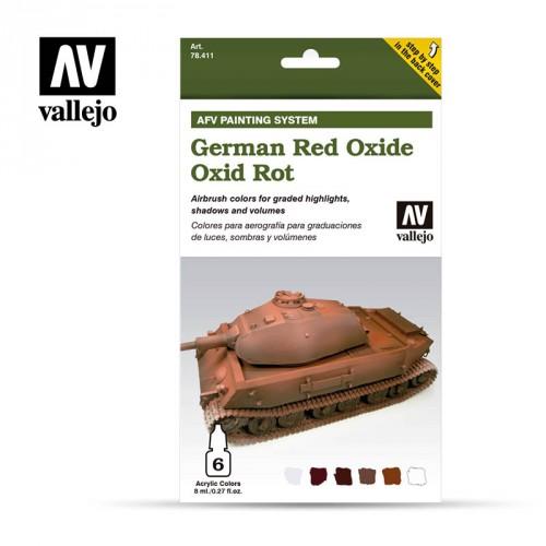 GERMAN RED OXIDE