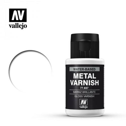Gloss varnish 32 ml.